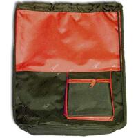 Мешок для обуви Оникс МО-4, терракотовый