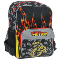 Рюкзак школьный Hatber Огненный дракон